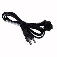 Dell 3 Wire Flat Power Cord - 3 ft
