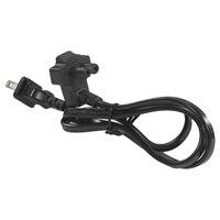 US - 6-FT, 2-Pin Flat E-FamilyPower Cord, Latitude E-Family/Mobile Precision Customer Kit