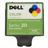 Dell Color Ink Cartridge (Series 20)