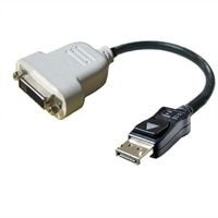 DisplayPort to DVI (Single Link) Adapter