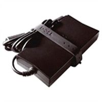 Dell - 65 Watt 3 Prong External AC Adapter with 3.28 ft Power Cord for Select Inspiron / Latitude / Studio / Vostro Laptops