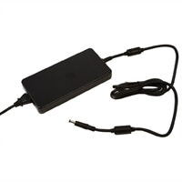 Dell - 150 Watt 3 Prong AC Adapter with 6 ft Power Cord for Alienware M17x/ M15x Laptops