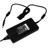 Dell - 240 Watt 3 Prong AC Adapter with 6 ft Power Cord for Alienware M17x Laptop / Precision M6400/ M6500 Mobile WorkStations