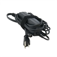 Dell 65-Watt 3-Prong AC Adapter with 6.56 ft Power Cord for Select Dell Systems