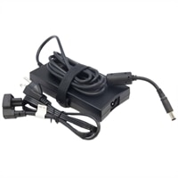 Dell 130-Watt 3-Prong AC Adapter with 6.5 ft Power Cord for Select Dell Inspiron / Latitude / Studio / Vostro / XPS Laptops / Precision Mobile WorkStations