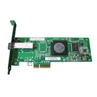 QLogic 2460, Single Port 4Gb Fibre Channel HBA, Customer Kit