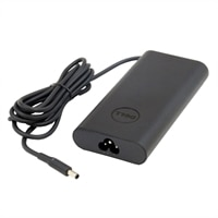 Dell 130-Watt 3-Prong AC Adapter with 3 ft Power Cord for Select Dell Latitude / XPS Laptops
