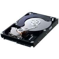 Dell - 1 TB 3.5 Inch 7200 RPM Serial ATA Internal Hard Drive for Select Dell Systems