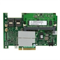 Dell PERC H730 Integrated - storage controller (RAID) - SATA 6Gb/s / SAS 12Gb/s - PCIe 3.0 x8