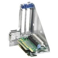 Combo Full Height PCI/PCI-E Riser for Select Dell OptiPlex Desktops