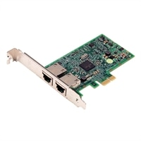 Dell - Broadcom 5720 Dual-Port Gigabit Network Interface Card for Dell PowerEdge R620/ R720/ R720XD/ R820/ T620 Servers