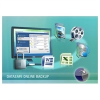 Dell - DataSafe Online Backup - 3 GB to 30 GB Upgrade for 10 Months