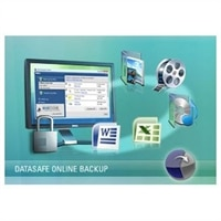 Dell - DataSafe Online Backup - 10 GB to 20 GB Upgrade for 8 Months