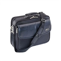 Targus 15-inch Trademark Notepac Plus - Laptop carrying case - 15-inch - black