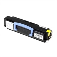 Dell - 6000-Page Black Toner Cartridge for Laser Printer 1710/1710n