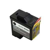 Dell Series 1 Ink Cartridge- High Capacity Black for 720 / 920