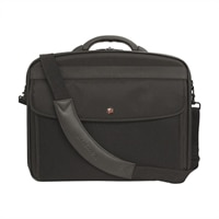 Targus XL Computer Case - laptop carrying case - 17-inch - black