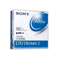 LTO Ultrium 2 - 200 GB / 400 GB - violet - storage media