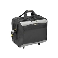 "Targus CityGear London Rolling laptop Carrying Case - Fits up to 17"" Laptops"