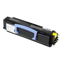 Dell Black Toner Cartridge - 3000 Page Use and Return for Laser Printer 1710/1710n