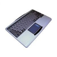 Adesso SlimTouch Wireless Mini Touchpad USB Keyboard