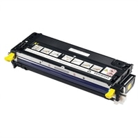 Dell - Yellow - original - toner cartridge - for Multifunction Color Laser Printer 3115cn