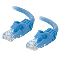 C2G RJ-45 CAT6 Snagless Blue Patch Cable - 35 ft