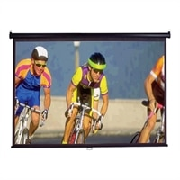 Elite Screens, Inc 100-inch M100UWH ez-Manual Pull Down Projection Screen