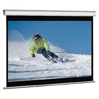 Elite Screens 113-inch Manual Pull Down Screen