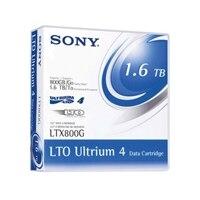 1PK LTO4 800/1.6TB-TAPE CART (LTX800G)