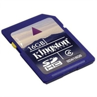 16GB SDHC Flash Memory Card (SD4/16GB)