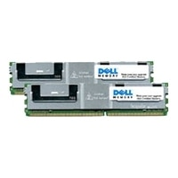 Dell - 2 GB (2 x 1 GB) Memory Module Kit for Select Systems