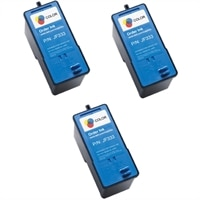 Dell - Series 6 Ink - (3) Standard Color for 725 / 810