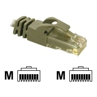 10FT CAT6 PATCH CABLE-550MHZ SNAGLESS RJ45 GRY