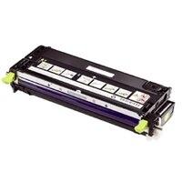 Dell - High capacity - yellow - original - toner cartridge - for Color Laser Printer 3130cn