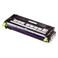 Dell - 3000-Page Yellow Toner Cartridge for 3130cn Color Laser Printer