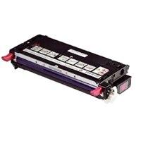 Dell - 3000-Page Magenta Toner Cartridge for 3130cn Color Laser Printer