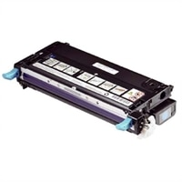 Dell - 9000-Page Cyan Toner Cartridge for 3130cn Color Laser Printer