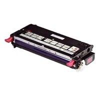 Dell - High capacity - magenta - original - toner cartridge - for Color Laser Printer 3130cn