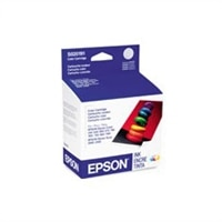 Color Ink Cartridge for Select Epson Stylus All-in-one and Inkjet Printers