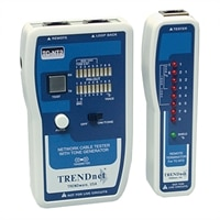 TRENDnet Network Cable Tester 10/100 Coax And TP