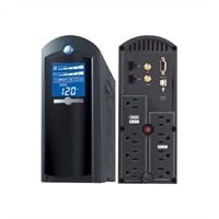 CyberPower Intelligent LCD CP1500AVRLCD uninterruptible power supply (UPS)