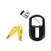 MicroSaver Keyed Retractable Notebook Lock