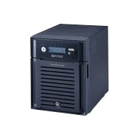 BUFFALO TeraStation III - NAS - 4 TB - Serial ATA-300 - HD 1 TB x 4 - RAID 0 / 1 / 5 / 10 / JBOD - Gigabit Ethernet