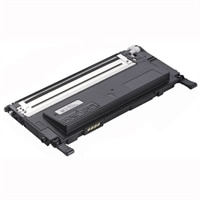 Dell - 1500-Page Black Toner Cartridge for Dell 1230c, 1235c and 1235cn Color Laser Printer