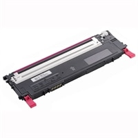 Dell - Magenta Toner Cartridge for Dell 1230c, 1235c and 1235cn Color Laser Printer