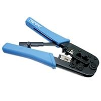 RJ-11/ RJ-45 Crimp/Cut/Strip Tool