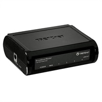 TW100-S4W1CA 4-Port Broadband Router