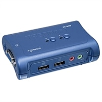 2-Port USB KVM Switch Kit