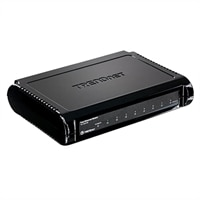 8-Port TE100-S8 10/100 Mbps Fast Ethernet Switch